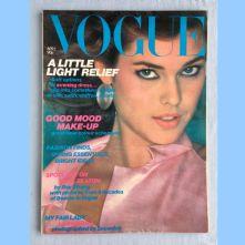 Vogue Magazine - 1980 - April 1st